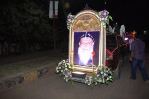 MAR THEODOSIUS AWARD CONFERRED UPON PADMA SHRI DR. PRAKASH AMTE-10