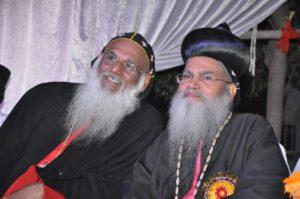 MAR THEODOSIUS AWARD CONFERRED UPON PADMA SHRI DR. PRAKASH AMTE-13