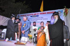 MAR THEODOSIUS AWARD CONFERRED UPON PADMA SHRI DR. PRAKASH AMTE-5