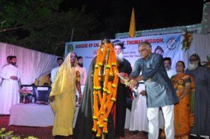 MAR THEODOSIUS AWARD CONFERRED UPON PADMA SHRI DR. PRAKASH AMTE-8