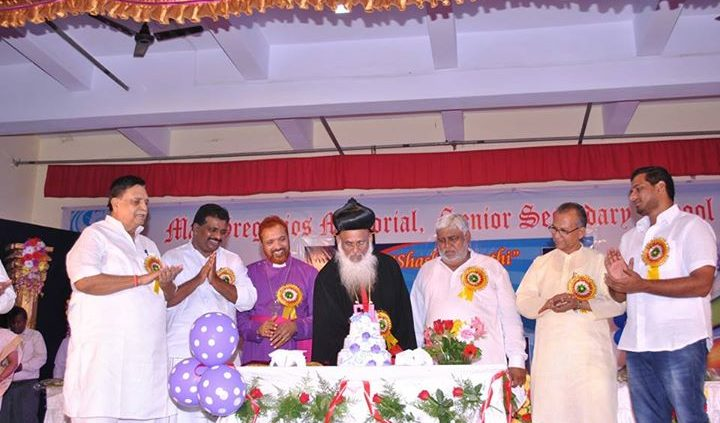 Charity projects launched to mark the Shastipoorthi of Metropolitan  H.G. Dr. Jo...