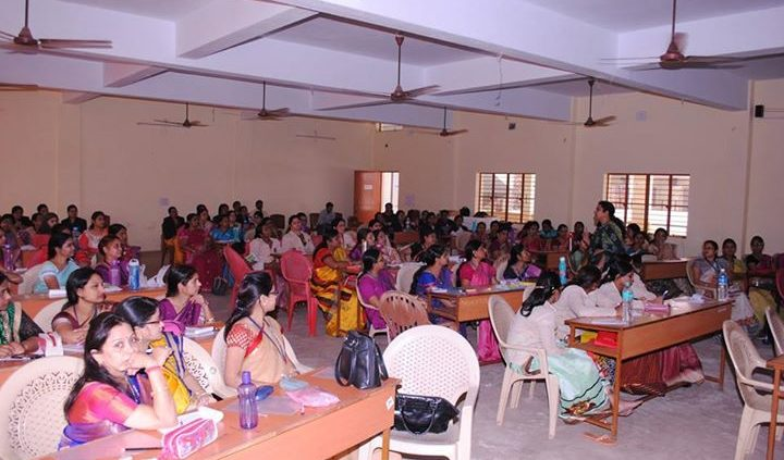 MGM GROUP OF SCHOOLS CONDUCTS PRE-PRIMARY TEACHERS' WORKSHOP  2 days workshop fo...