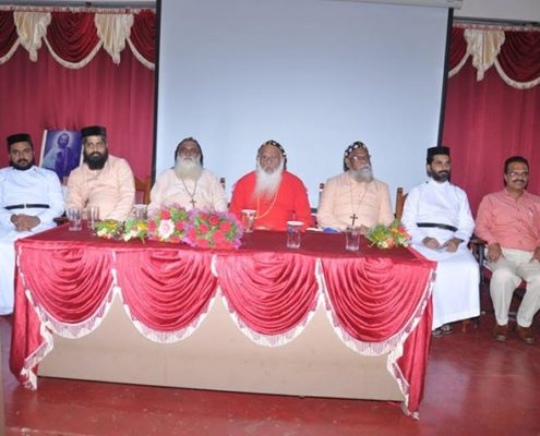 ST. THOMAS DAY CELEBRATIONS AND INDUCTION CEREMONY AT ST. THOMAS COLLEGE, BHILAI...